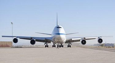 Boeing Jetliner