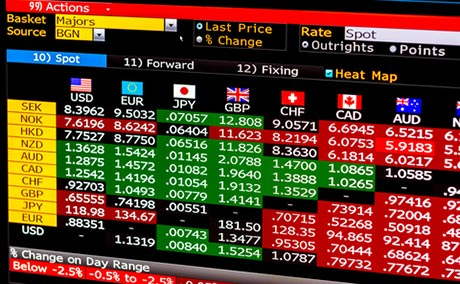 Shorting currencies: FX market's latest candidates