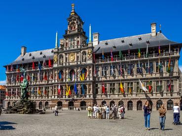 Old Market Antwerp