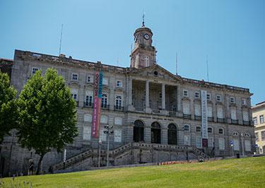 Porto: Palácio da Bolsa