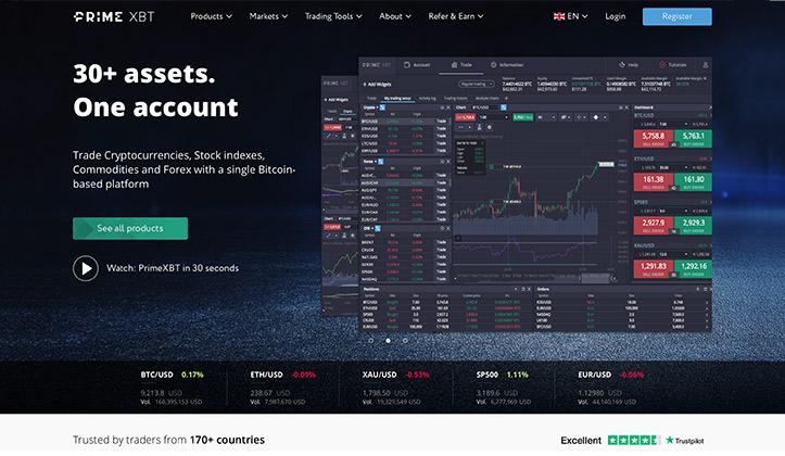 Prime XTB: A Digital Currency Exchange