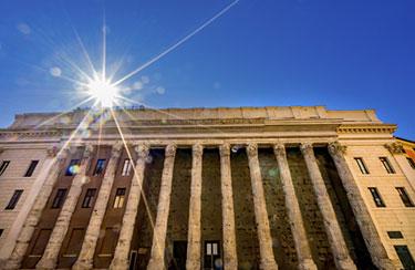 The roman stock exchange